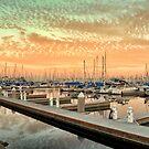 Mars Sky Marina by RichCaspian