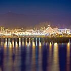Santa Cruz Beach Boardwalk by TimCatteraPhoto