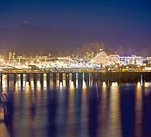 Santa Cruz Beach Boardwalk by TimCatteraPhoto
