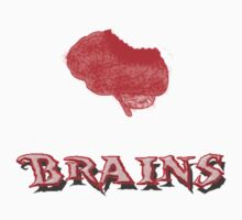 I Need Brains Baby Tee