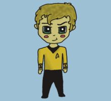 Star Trek - Captain Kirk (William Shatner) Kids Clothes