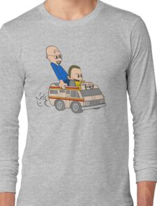 Jesse & Mr White Long Sleeve T-Shirt