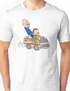 Jesse & Mr White Unisex T-Shirt