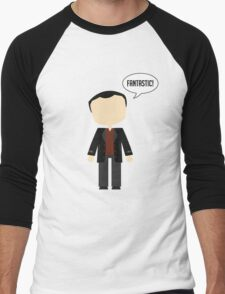 Ninth Doctor Men's Baseball ¾ T-Shirt