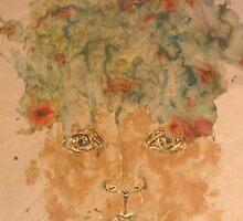 Poppy Head by carnationhead
