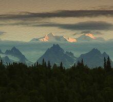 Mount McKinley  by Dennis Granzow