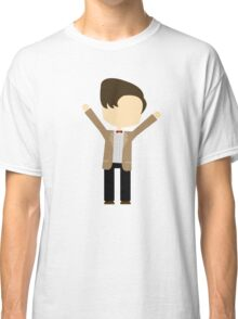 Happy Eleventh Doctor Classic T-Shirt