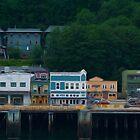 Juneau Alaska by Dennis Granzow