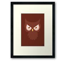 Owl Framed Print