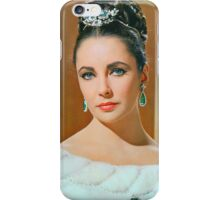 Elizabeth Taylor in The V.I.P.s. iPhone Case/Skin