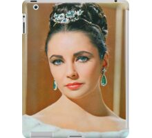 Elizabeth Taylor in The V.I.P.s. iPad Case/Skin