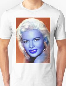 Jayne Mansfield Unisex T-Shirt