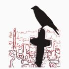 Crow and Cross by Artondra Hall