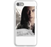 Have a little faith - iphone iPhone Case/Skin