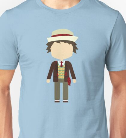 Seventh Doctor Unisex T-Shirt