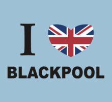 I Love Blackpool by sweetsixty