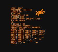 Kernel Panic! - orange T-Shirt