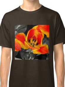 Tulip Macro  Classic T-Shirt