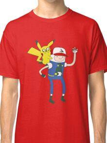 Pokemon Time Classic T-Shirt