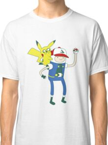 Pokemon Time Classic T-Shirt