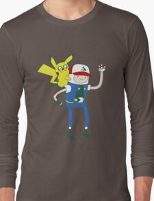 Pokemon Time Long Sleeve T-Shirt