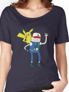 Pokemon Time Women's Relaxed Fit T-Shirt