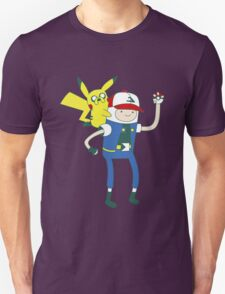 Pokemon Time Unisex T-Shirt