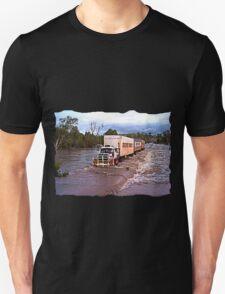 Truck Crossing Ord river T-Shirt