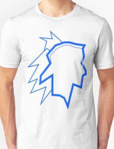 Head Pop Blue T-Shirt