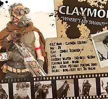 Claymore's Character Sheet (Scavengers Webseries) by Kenazz