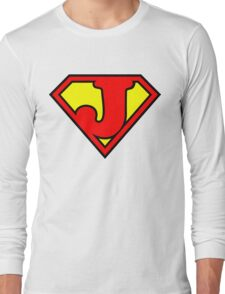 Super J Long Sleeve T-Shirt