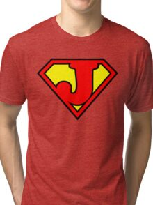 Super J Tri-blend T-Shirt