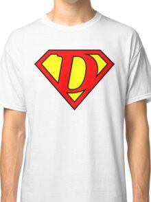 Super D Classic T-Shirt