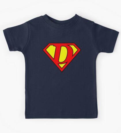 Super D Kids Tee