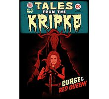 Tales from the Kripke Photographic Print