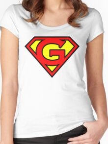 Super G Women's Fitted Scoop T-Shirt
