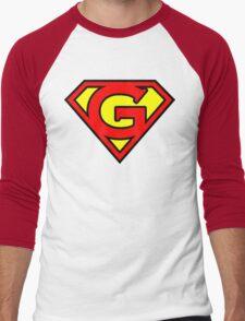 Super G Men's Baseball ¾ T-Shirt