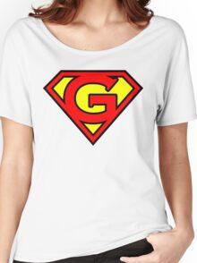 Super G Women's Relaxed Fit T-Shirt
