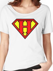 Super H Women's Relaxed Fit T-Shirt