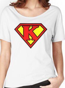 Super K Women's Relaxed Fit T-Shirt
