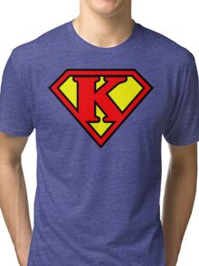 Super K Tri-blend T-Shirt