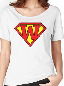 Super W Women's Relaxed Fit T-Shirt