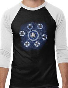 Chaos Rules Men's Baseball ¾ T-Shirt