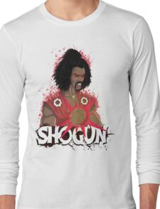 SHO'NUFF Long Sleeve T-Shirt