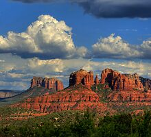 Sedona Red Rocks by Diana Graves Photography