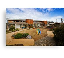 Port Fairy community centre Canvas Print