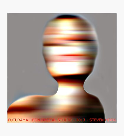futurama Photographic Print