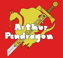 Arthur Pendragon Kids Clothes