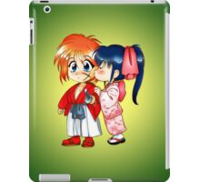 Samurai Kiss iPad Case/Skin