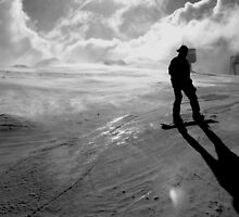 SnowBoarder I by geophotographic
